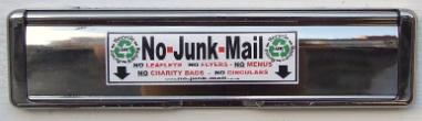 No Junk Mail Sign, No Junk Mail Sticker, JUNK MAIL Sign, Junk Mail Sticker, UK, Letterbox Sticker, Letterbox Plate Sticker,