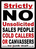 No Cold Callers Sign, No Cold Callers Sticker, No Cold Calling Sign, No Cold Calling Sticker, No Sales People Sign, No Sales People Sticker, No Canvassing Sign, No Canvassing Sticker. No Cold Calling Zone